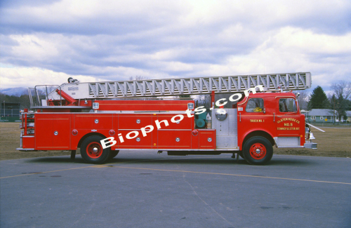 Ulster Hose Company 5 Truck 1