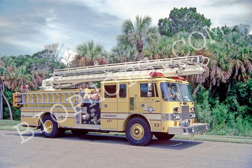 Longboat Key Fire Engine #2