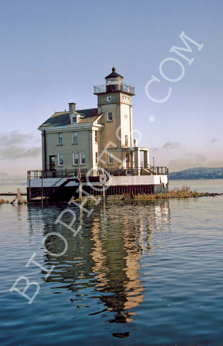 Rondout Lighthouse at Kingston, NY