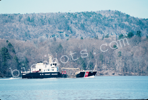 U.S. Coast Guard Buoy Tender