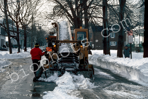 Street Snow Removal