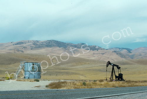 California Oil Well and Storage Tank