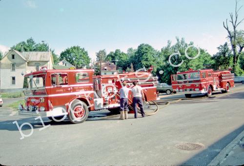 Ward LaFrance Engines