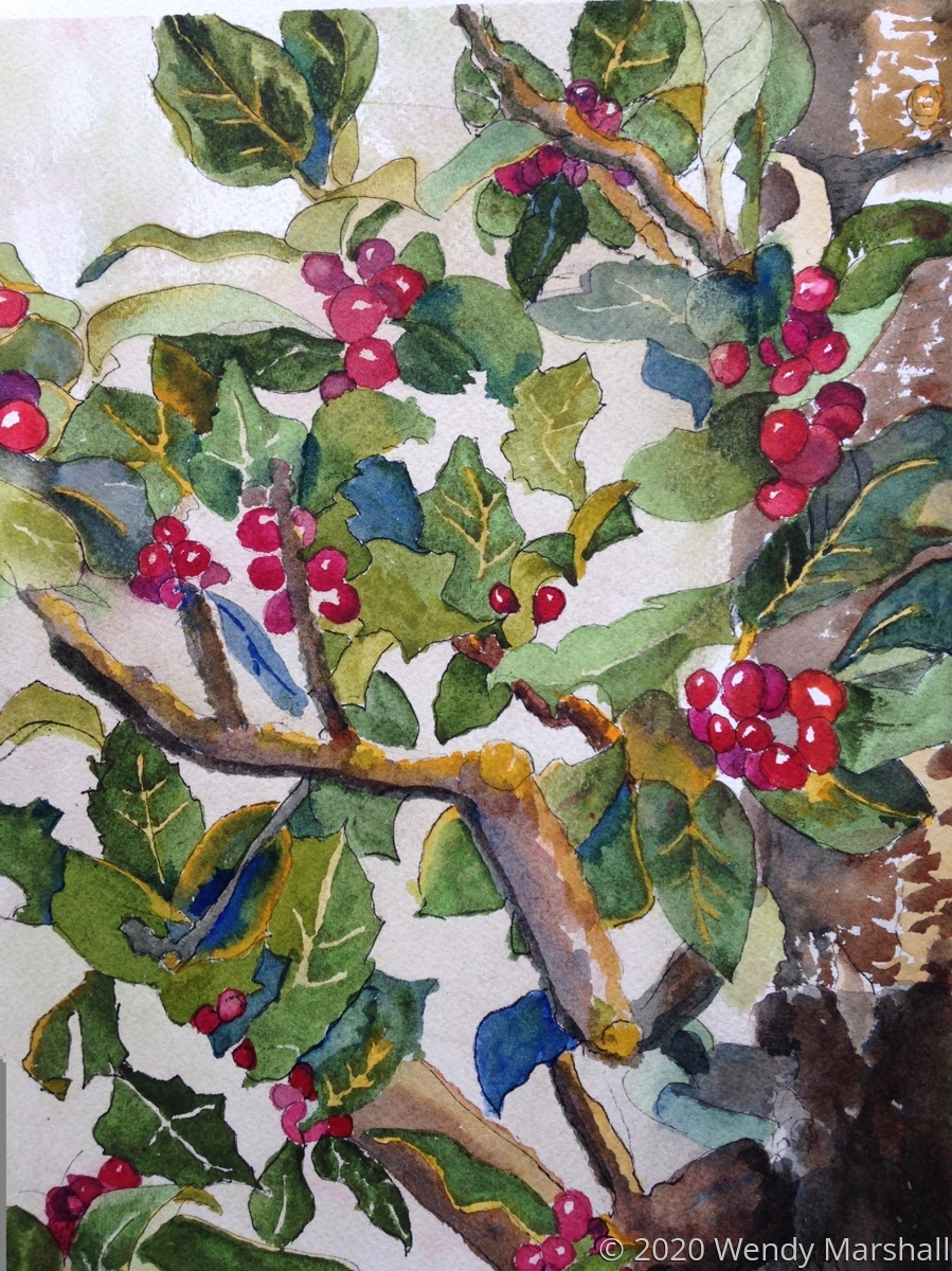 Holly (large view)