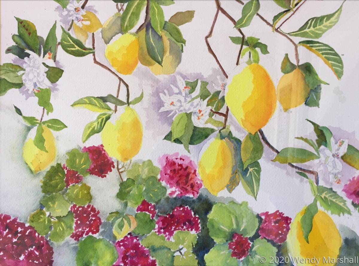Lemon's Friends (large view)