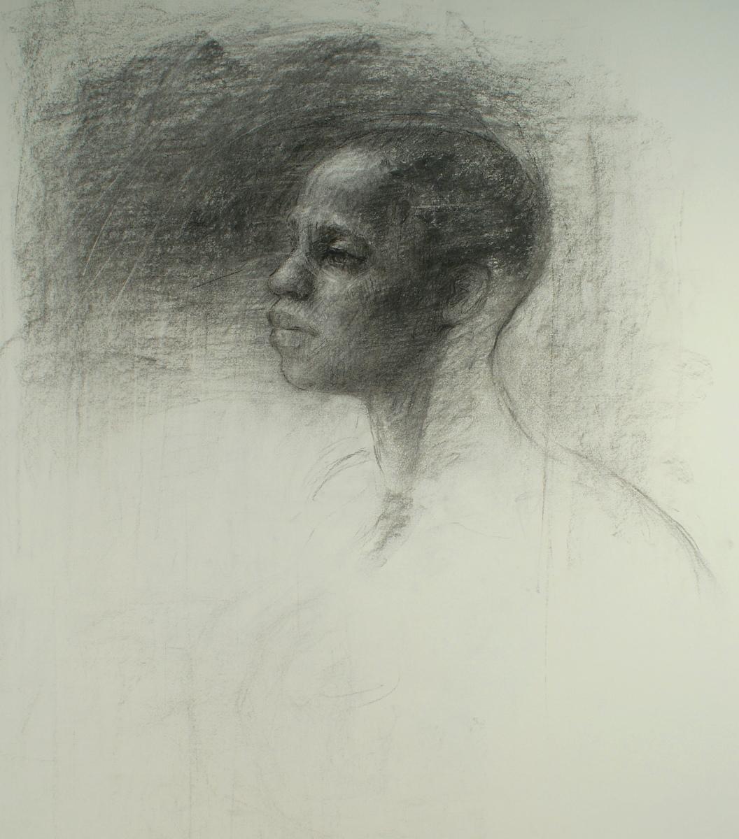 Profile Study (large view)