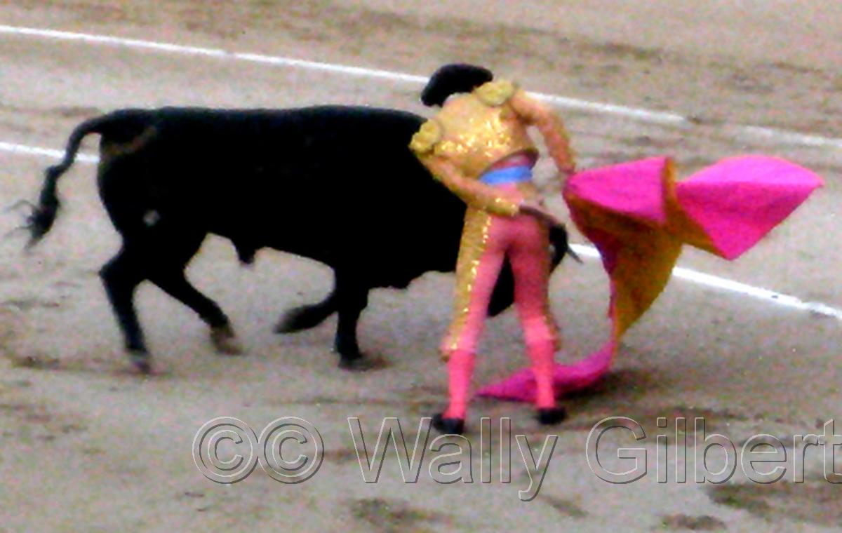 Bullfight #1 - Madrid (large view)