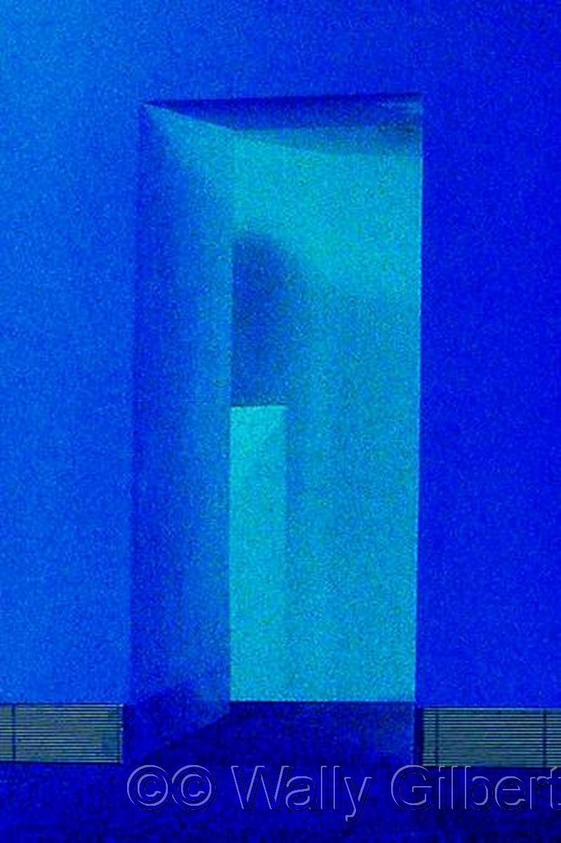 Blue Door - Madrid  2004 (large view)