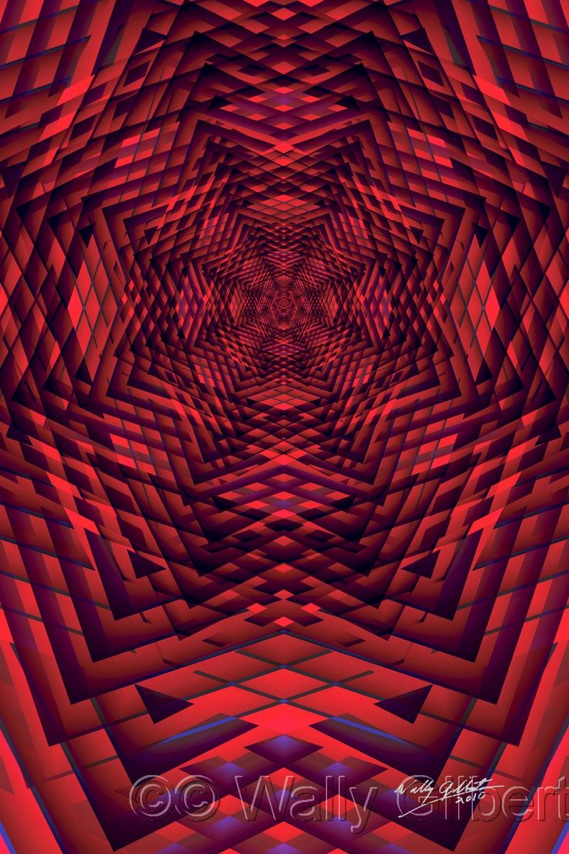 Vanishing Pattern #2 (large view)