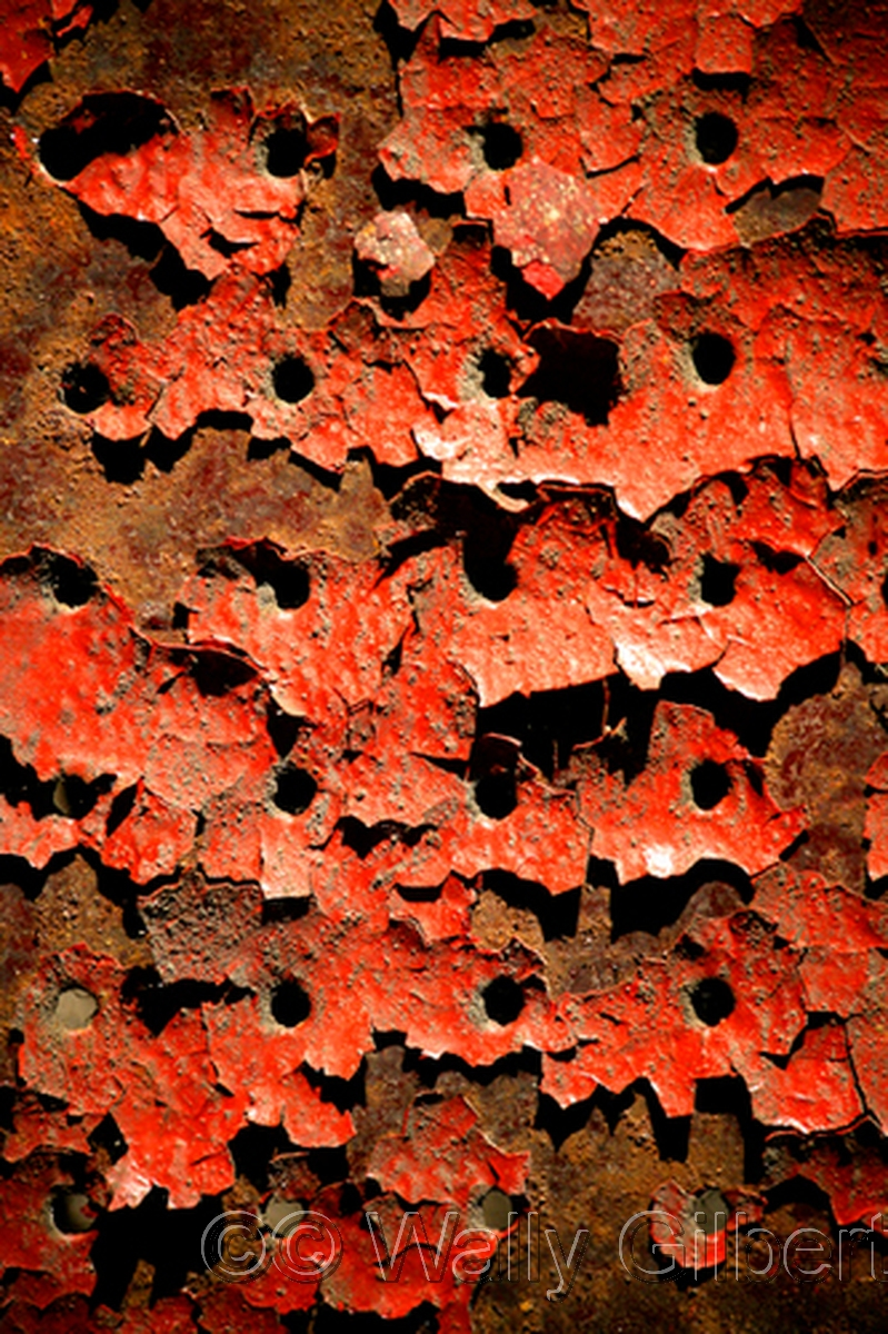 Red Decay #3 - Warsaw (large view)