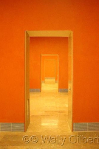 Doors - Madrid  2004 by Wally Gilbert