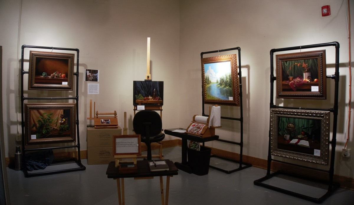 Franklin Arts Center Show (large view)
