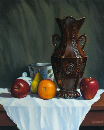 The Medallion Vase