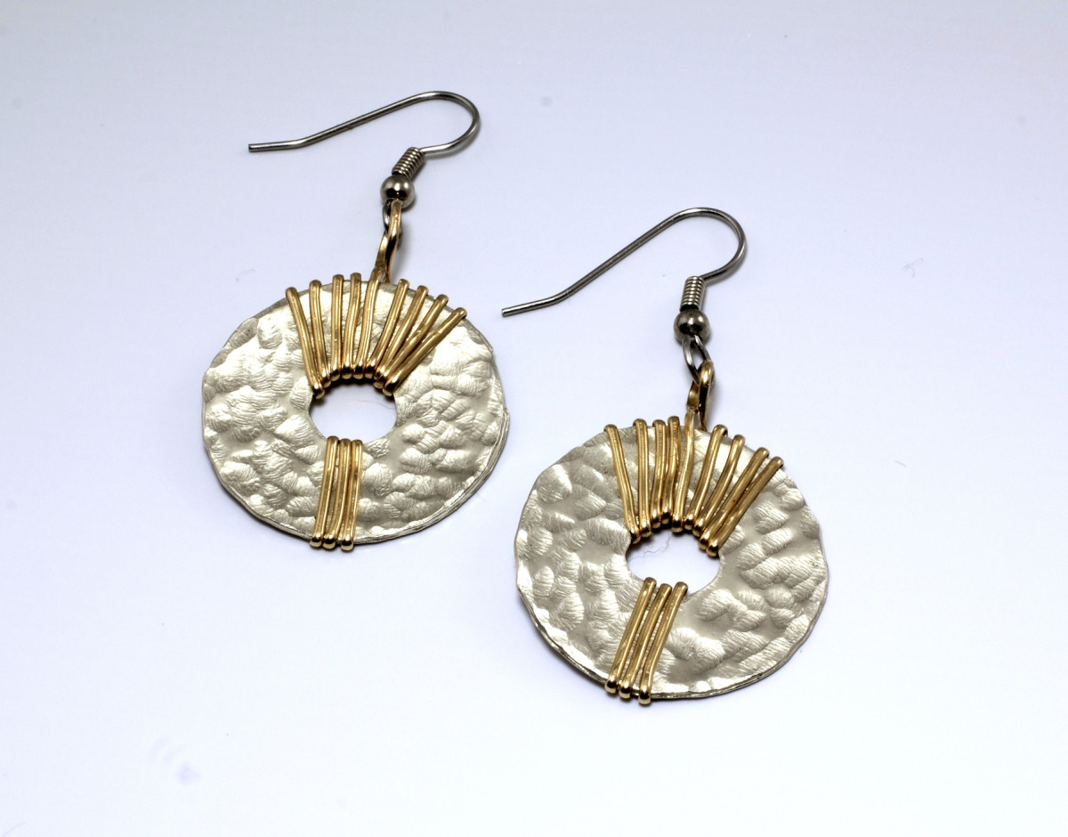 Sterling Silver Earrings (large view)