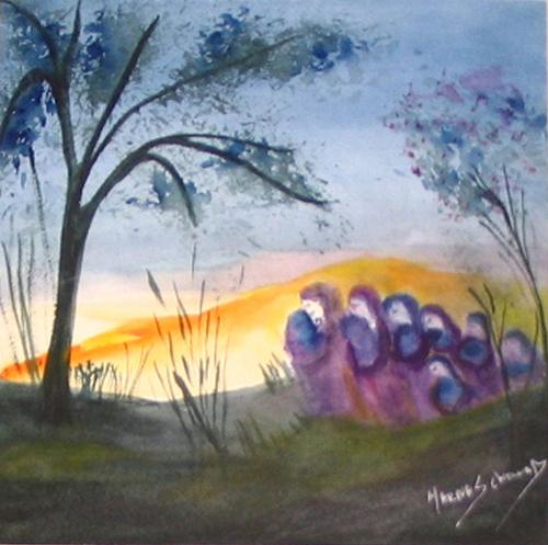 Womyn: Circle Of Life II (large view)