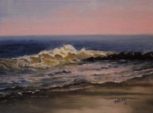 On Ocean Beach