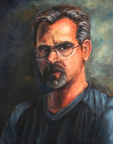 Self-Portrait 2016