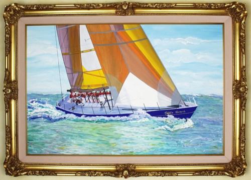 SAILBOAT by William Eatmon