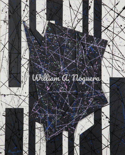 Untitled Opus June 9, 2013: From The Narro, Audio, Perceptum Series by William A. Noguera