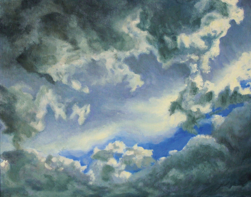 clouds by Betsy Williams