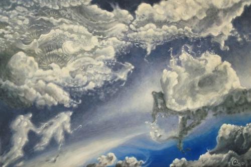 Journey through clouds