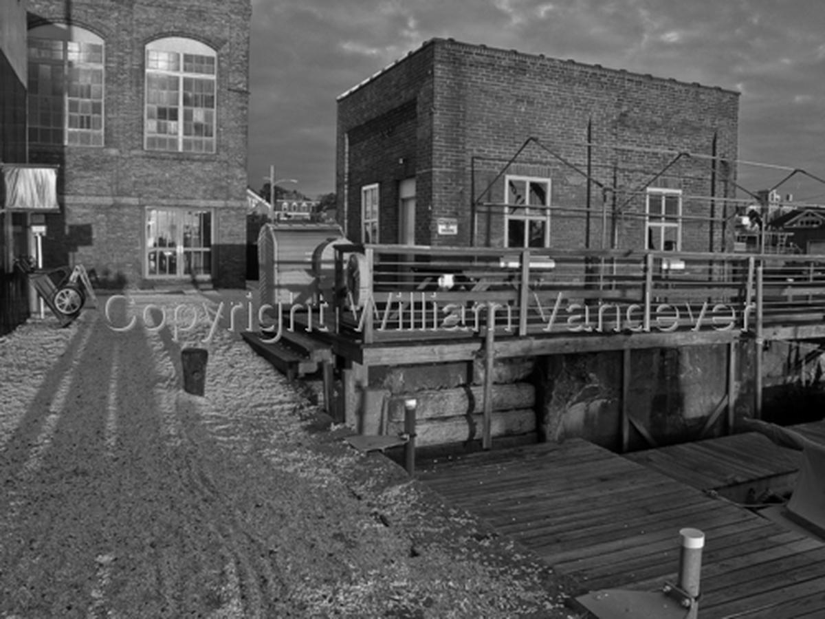 Back Street Docks, Newport (large view)