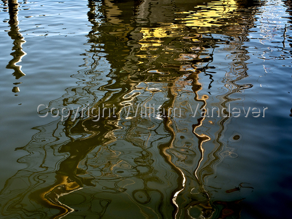 Square Rigger Reflection (large view)