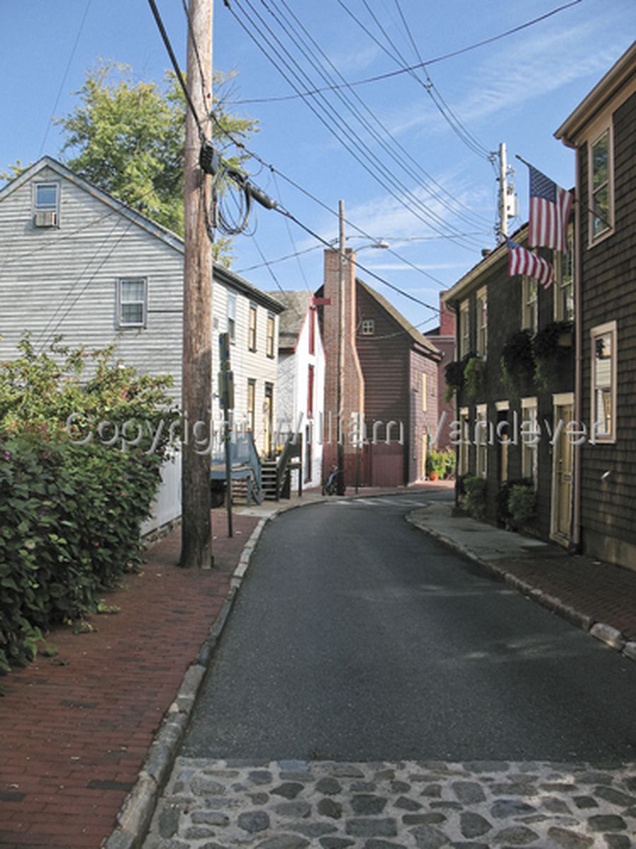 Annapolis Side Street #2 (large view)