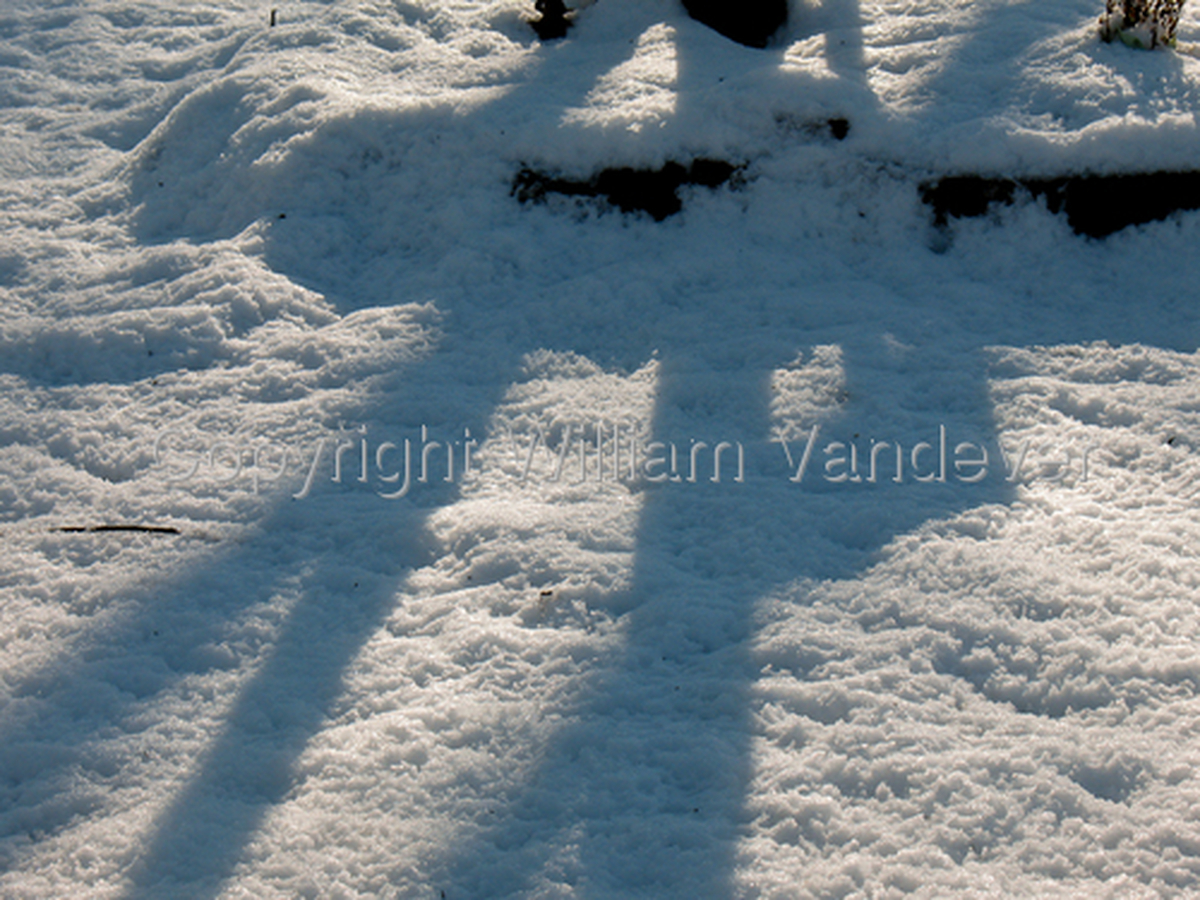 Snow Shadows II (large view)