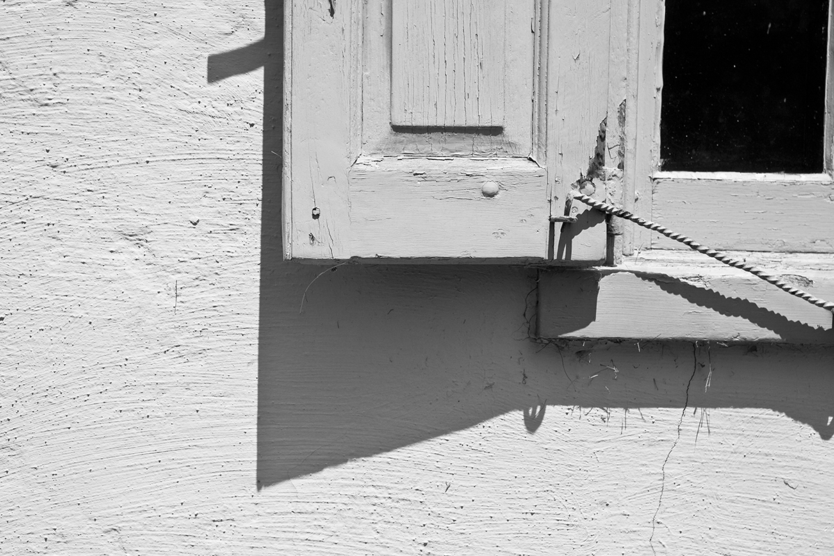 Window and Shutter Detail (large view)