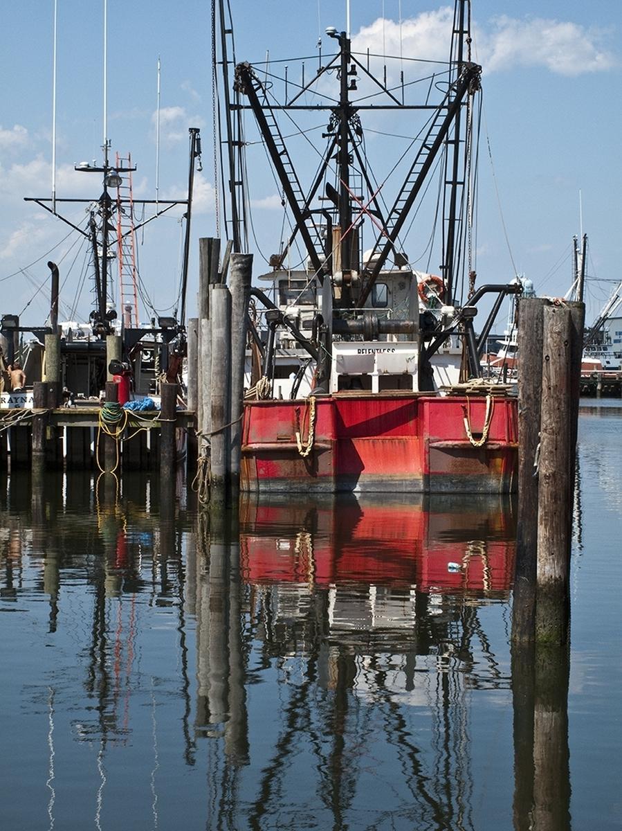 fishing Boats -LBI (large view)