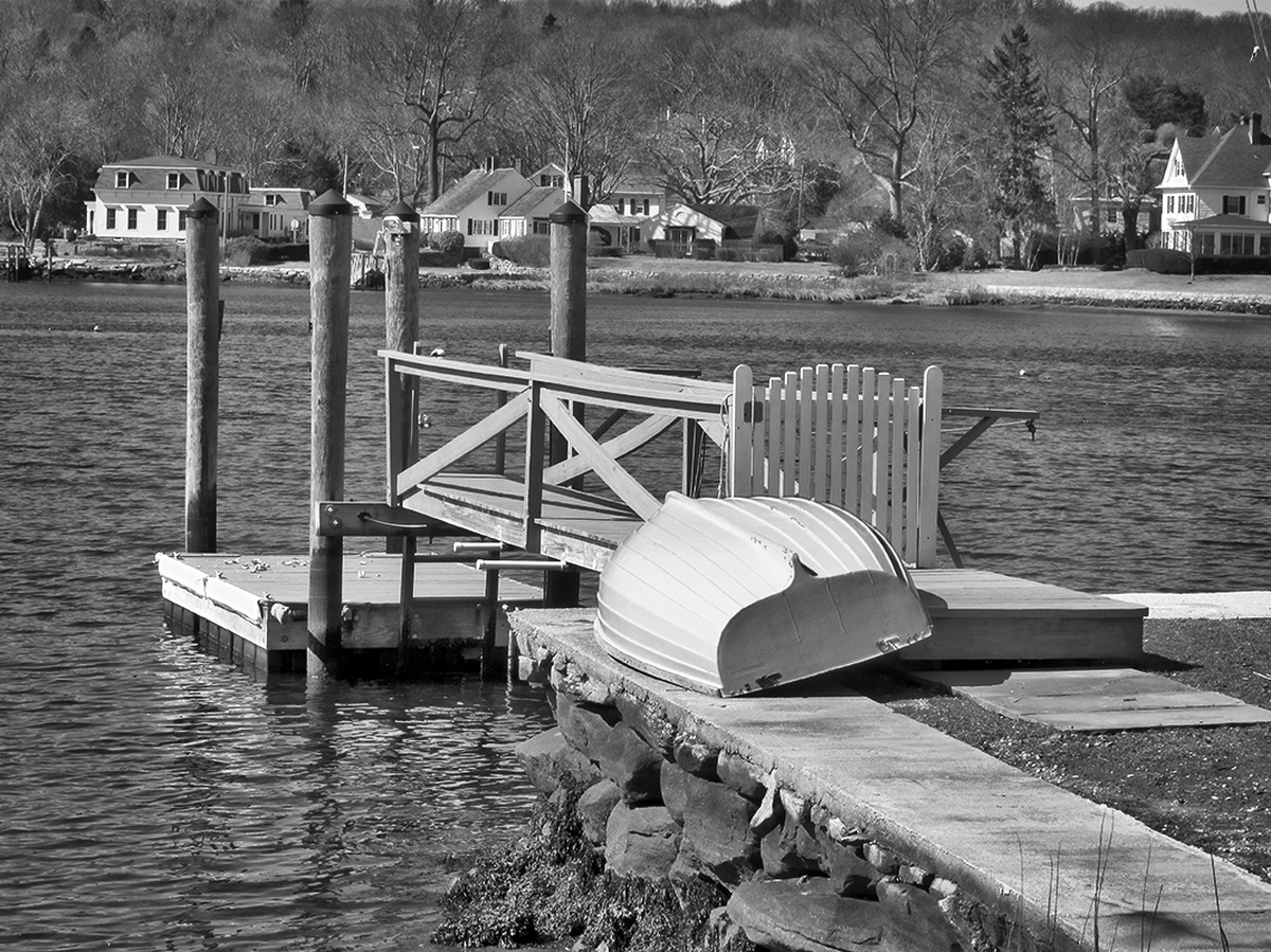 Dock and Dingy 2 (large view)