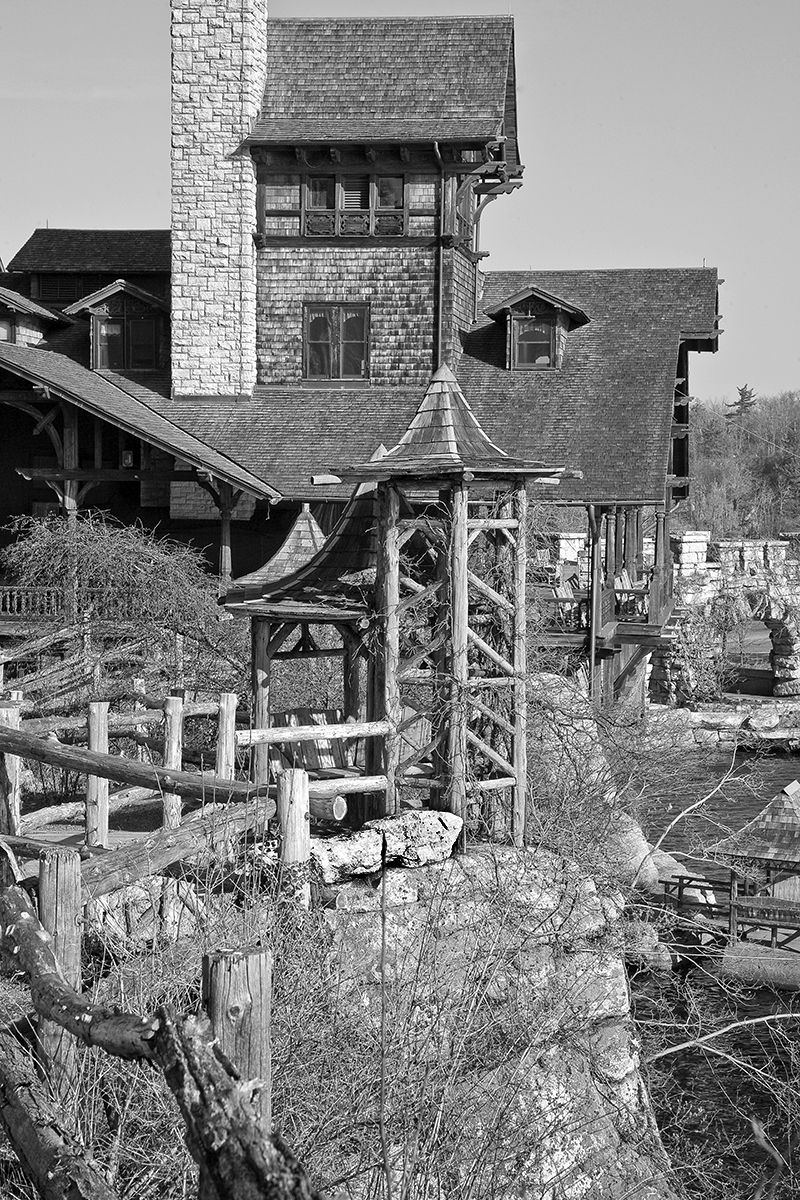 Mohonk Mountain House by William Vandever (large view)