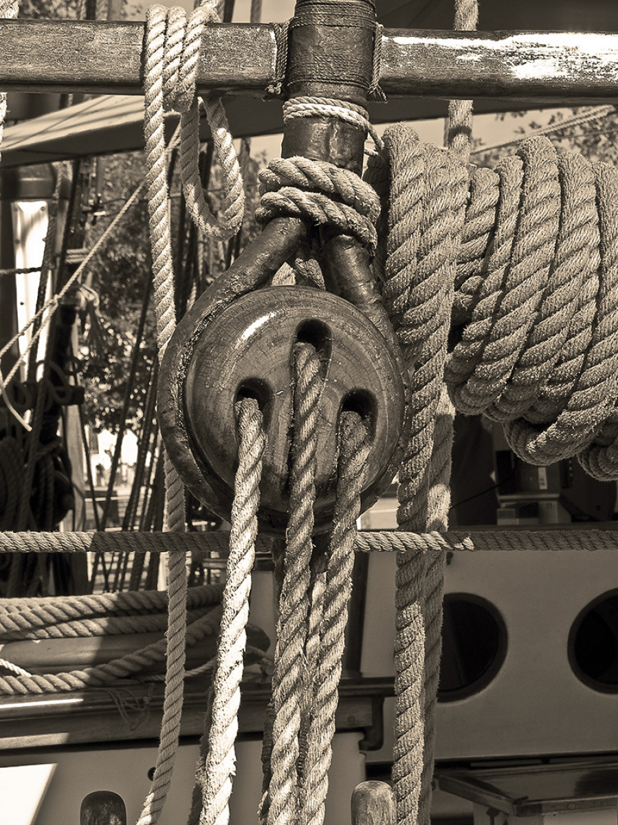 Block and Tackle (large view)