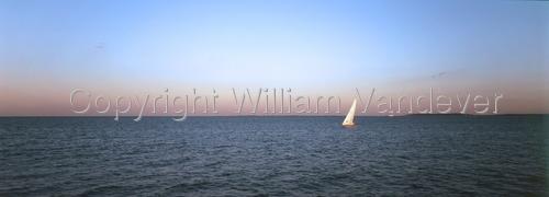 Raritan Bay Solo Sail (large view)