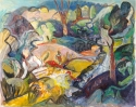 In the Garden of the Blessed (thumbnail)