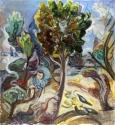 Autumnal Tree (thumbnail)