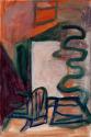 Chair, Snake, Window (thumbnail)