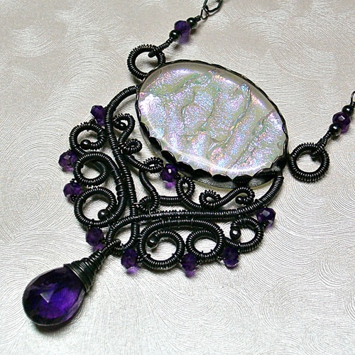 Dawn's Promise Necklace (large view)