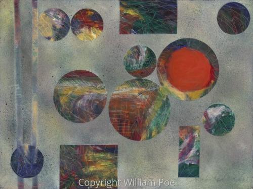 Mars by William Poe