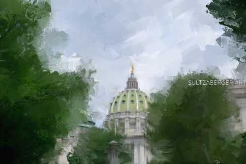 Pennsylvania State Capitol 06-05-18