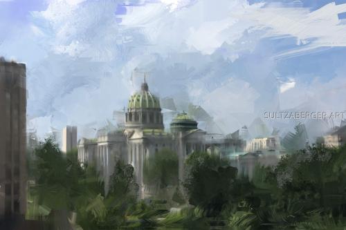 Pennsylvania State Capitol 06-02-18