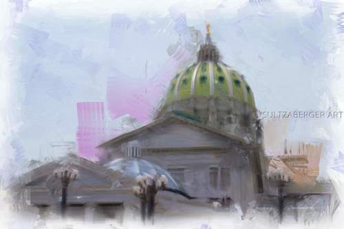 Pennsylvania State Capitol Dome