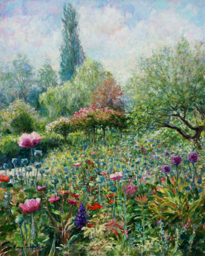 French Garden (large view)