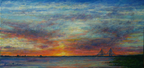 Charleston Sunset (large view)