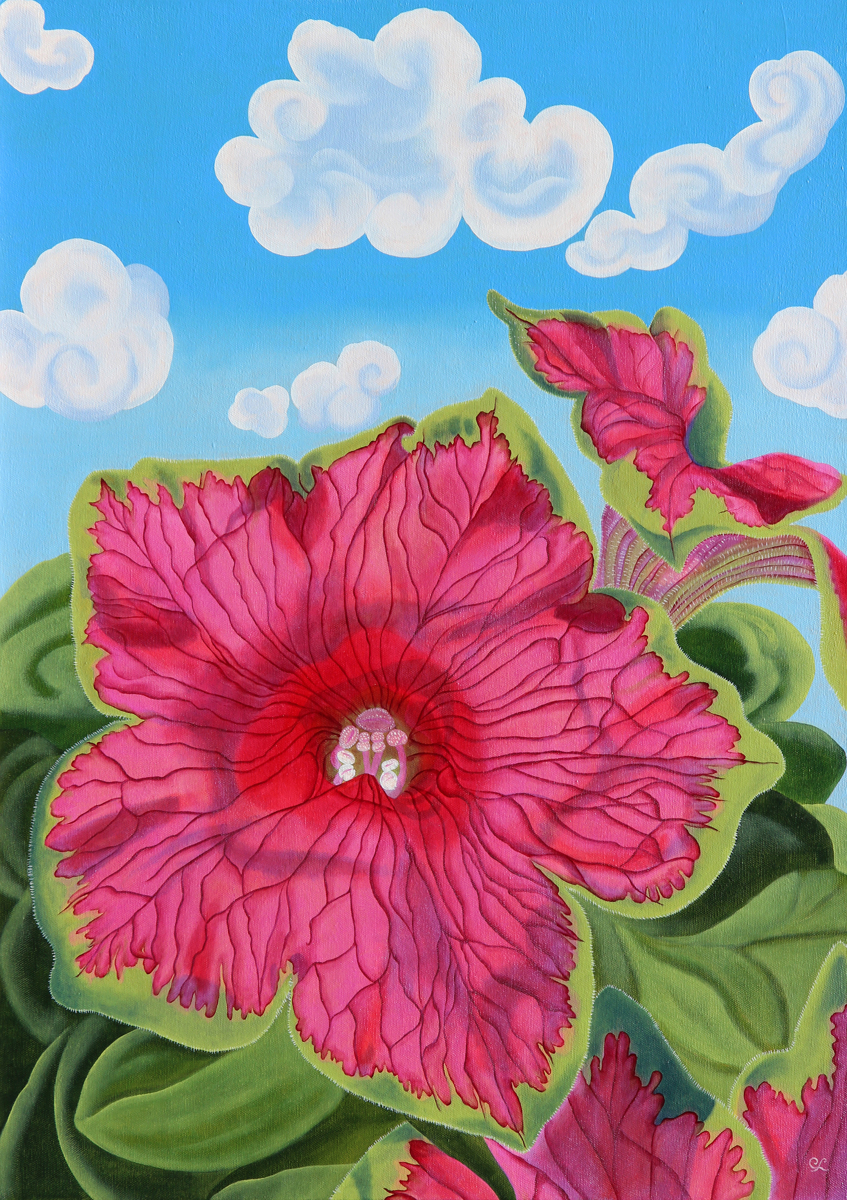 Picasso Petunia (large view)