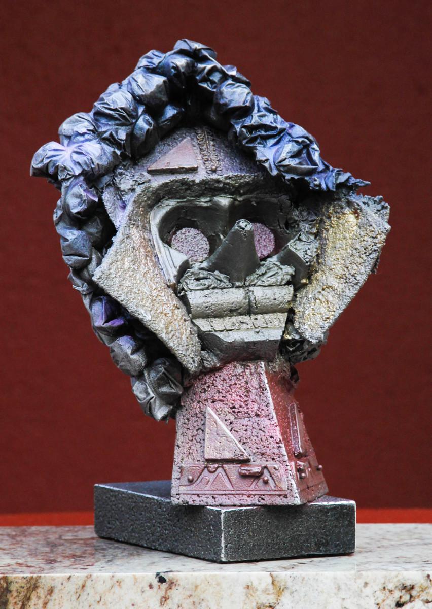 Sculpture quot marquis by richard arfsten original art