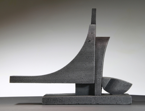 Abstract Sculpture - Dark Frigate