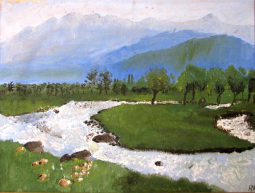 Hindu Kush, Nepal (large view)