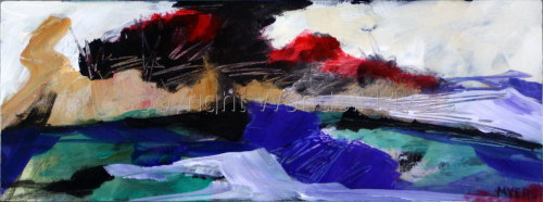 Black Sky Over the Blueridge